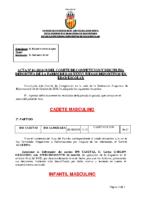 ACTA Nº 01 ESCOLAR