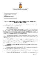 ACTA Nº 03 FEDERADA 2019-2020