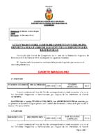 ACTA Nº 09 ESCOLAR