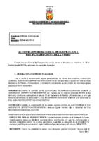 ACTA Nº 1 FEDERADA 2019-2020