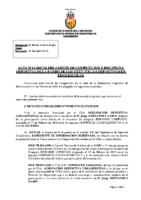 ACTA Nº 13 ESCOLAR