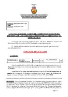 ACTA Nº 3 ESCOLAR 2019-2020