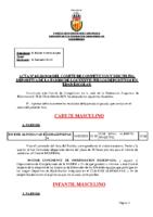 ACTA Nº 5 ESCOLAR 2019-2020