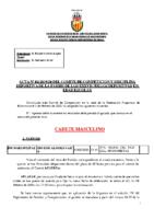 ACTA Nº 8 ESCOLAR 2019-2020