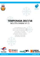 BOLETIN Nº11 2017-18