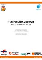 BOLETIN Nº11 2019-20