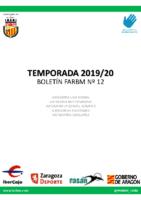 BOLETIN Nº12 2019-20