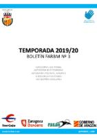 BOLETIN Nº3 2019-20