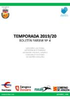 BOLETIN Nº4 2019-20