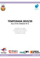 BOLETIN Nº6 2019-20