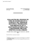 DMQ II ARBITRAJE BALONMANO