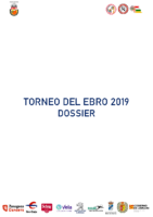 DOSSIER TORNEO DEL EBRO 2019