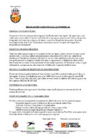 REGULACION FASES FINALES AUTONOMICAS