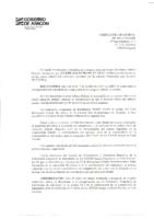 Resolucion Comité de Disciplina deportiva Juesgos Escolares