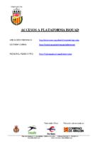 ACCESOS PLATAFORMA MISQUAD-ISQUAD