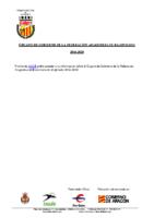 Organo de Gobierno de la Federación Aragonesa de Balonmano