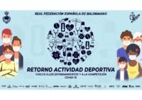 2020 Protocolo Sanitario entrenamientos y torneos. RFEBM