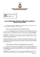 ACTA Nº 1 FEDERADA 2020-2021