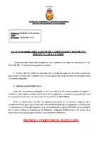 ACTA Nº 4 FEDERADA 2020-2021