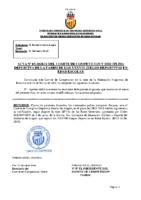ACTA Nº 5 ESCOLAR 2020-2021