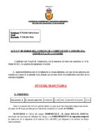 ACTA Nº 5 FEDERADA 2020-2021