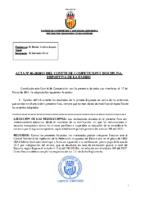 ACTA Nº 6 FEDERADA 2020-2021