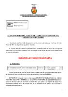 ACTA Nº 8 FEDERADA 2020-2021