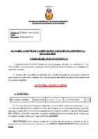 SECTORES AUTONOMICOS. JUVENIL MASCULINO 17-4-2021