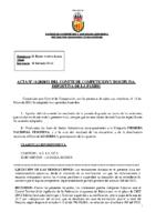 ACTA Nº 11 FEDERADA 2020-2021