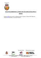 ORGANO DE GOBIERNO 2020-2024